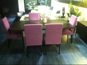 Restaurant Furniture/Hotel Furniture/Restaurant Chair/Dining Furniture Sets/Restaurant Furniture Sets/Solid Wood Chair (GLSC-000104) pictures & photos