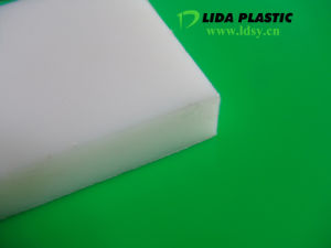 Plastic PE Sheet with 3-30mm Thickness pictures & photos