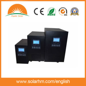(T-24205) 24V2000W50A Sine Wave PV Inverter & Controller pictures & photos