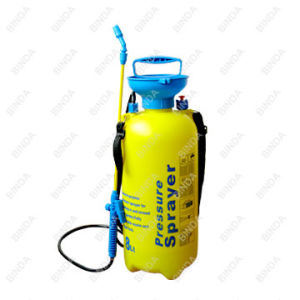 8L Plastic Air Pressure Manual Sprayer pictures & photos