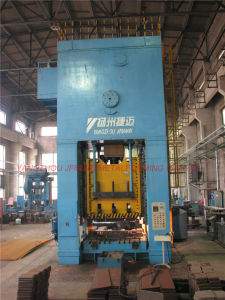Automatic 800t New Straight-Side One Point Single Action Mechanical Press