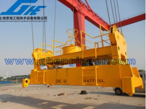 Hydraulic Telescopic Standard Container Spreader pictures & photos