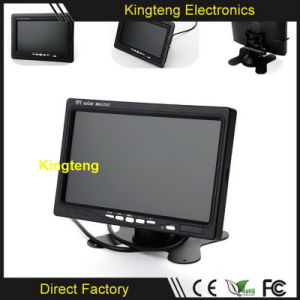 HDMI Input Digital TFT LCD Screen Car Monitor 7inch for Agricultural Machinery, Grain Cart, Horse Trailer, Livestock, Rvfarm Tractor Parts