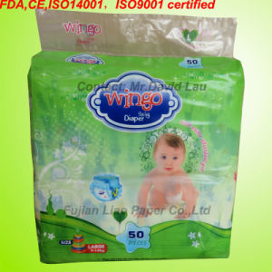 Disposable Soft Cheap Factory Good Quality Baby Nappies pictures & photos