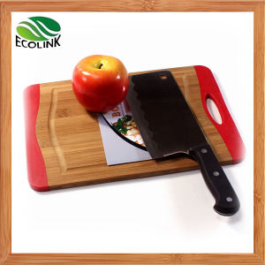 High Quality Bamboo Cutting Board/ Chopping Block pictures & photos