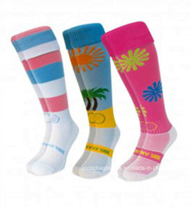 Cheap Bulk Wholesale Women Sport Socks pictures & photos