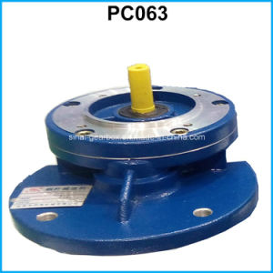 PC Helical Gearbox Coupling to Electric Motor pictures & photos