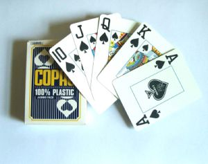 Jumbo Index Poker Club Playing Cards pictures & photos
