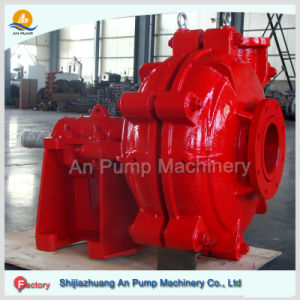 Hot Sale High Abrasion Corrosion Resistance Heavy Duty Slurry Pump pictures & photos
