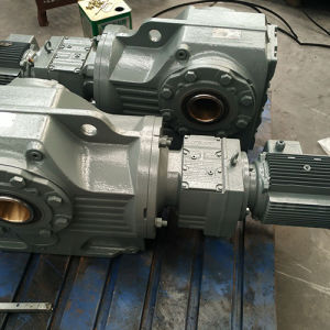 Sew Type K67 Bevel Gearbox High Quality Helical Arrangement Gear Box pictures & photos