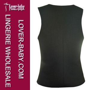 Men Waist Trainer Trimmer Gym Ultra Sweat Shaper Vest (L42660-4) pictures & photos