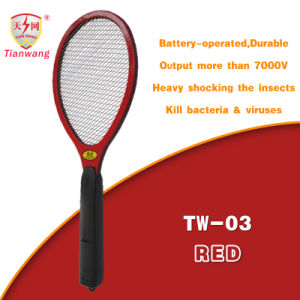 High Voltage High Quality Mosquito Control with Cleaning Brush (TW-03) pictures & photos