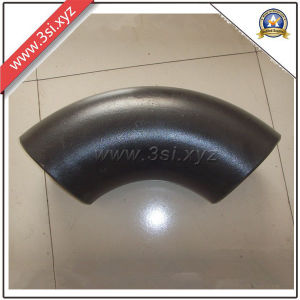 ANSI B 16.9 Carbon Steel A105 Bw Lr Elbow (YZF-L097) pictures & photos