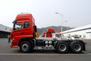 Dongfeng 6X4 Dfd4125A1 Towing Truck/Tractor Truck pictures & photos