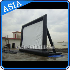 Sealed Air Advertising Inflatable Movie Screen for Outdoor and Indoor pictures & photos