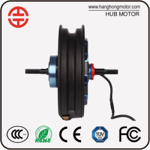 2000W Electric Brushless DC Hub Motor for Motorcycle pictures & photos