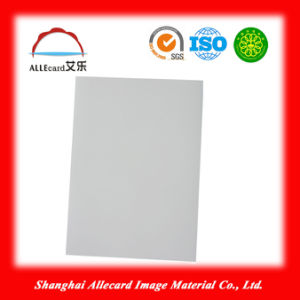 Super Clear Rigid Instant Inkjet PVC Card Printing Material pictures & photos