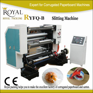 Ryfq-B Model Slitting Machine pictures & photos