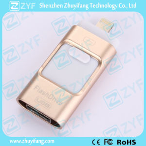 Lightning OTG Ios USB for iPhone & Samsung (ZYF1619) pictures & photos