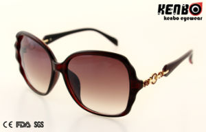 New Design Fashion Plastic Sunglasses with Nice Temple Kp50864 pictures & photos