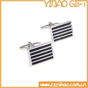 Hot Sell Custom Fashion Metal Cufflinks for Man (YB-r-019) pictures & photos