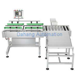 Checkweigher Combined with Metal Detector pictures & photos