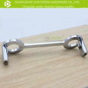 Glass Design Round Shower Door Handle pictures & photos