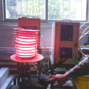 Ce Approved China High Frequency Split Induction Heater (GY-40AB) pictures & photos