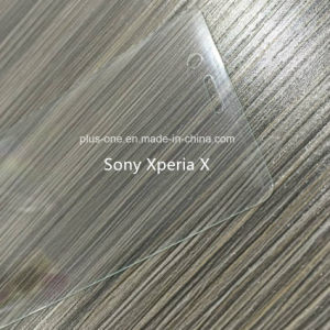 3D Curved Tempered Glass Mobile Phone Accessories for Sony Xperia X pictures & photos