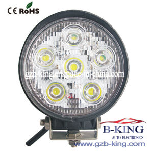 4.6 Inch IP67 60W Round CREE LED Work Light pictures & photos