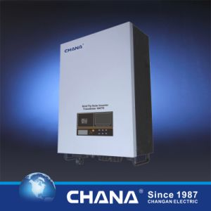 DC to AC MPPT Control System Grid Tie Solar Inverter pictures & photos