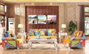 Modern Style Living Room Sofa pictures & photos