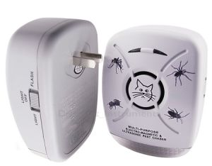 110V New Ultrasonic Electronic Pest Repeller Anti Mosquito Cockroach Killer pictures & photos