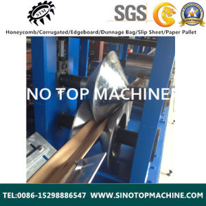 Edge Board Machine for Corner Protection Board pictures & photos