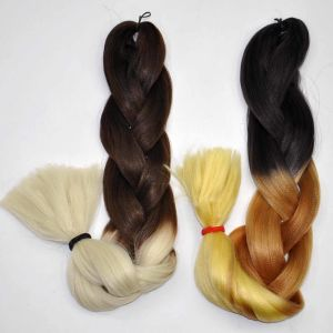 Top Grade Hair Braid 100% Synthetic Hair Kanekalon Braid Hair Extension Lbh 020 pictures & photos