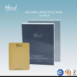 Permanent Makeup Practice Fake Skin pictures & photos