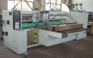 Suction Seed Auto Carton Slotting Machine pictures & photos