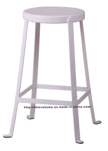 Modern Coffee Leisure Metal Counter Bar Stools pictures & photos