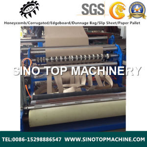 High Quality Kraft Paper Slitter Rewinder Cutting Machine pictures & photos