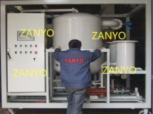 Zyd-200 Mobile Trailer High Vacuum Recycling Transformer Oil Purifier pictures & photos
