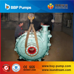 Ah Horizontal Slurry Pump for Coal Mine ISO9001 Certified pictures & photos