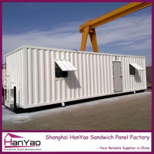 High Quality Customized Steel Structure Portable Container House pictures & photos