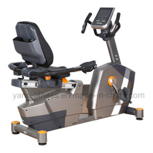 Commercial Gym Club Use Equipment Recumbent Bike pictures & photos