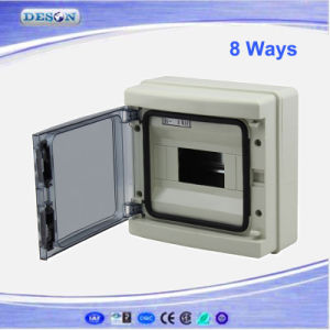 IP55 8 Way Waterproof Electrical Distribution Box pictures & photos
