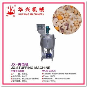 Jx-Stuffing Machine (Making Stuff for filling Puff Snack/Cracker/Puff Snack Production) pictures & photos