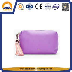 Creative Vintage Leather Travel Cosmetic Bag (HB-6663) pictures & photos