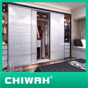 E1 Grade Bedroom Customized Size Wardrobe Cabinet pictures & photos
