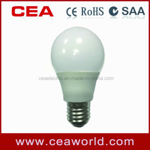 15W SMD5730 Plastic Coated Aluminum LED Bulb pictures & photos