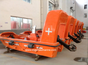 Inboard and Outboard Engine FRP Motor Rescue Boat for Sale pictures & photos