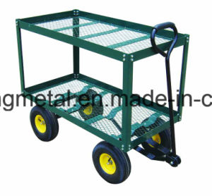 Jumbo Crate Wagon Platform Dolly by Sandusky Cabinets pictures & photos